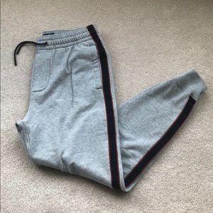 Abercrombie Sweatpants Joggers Size S Mens